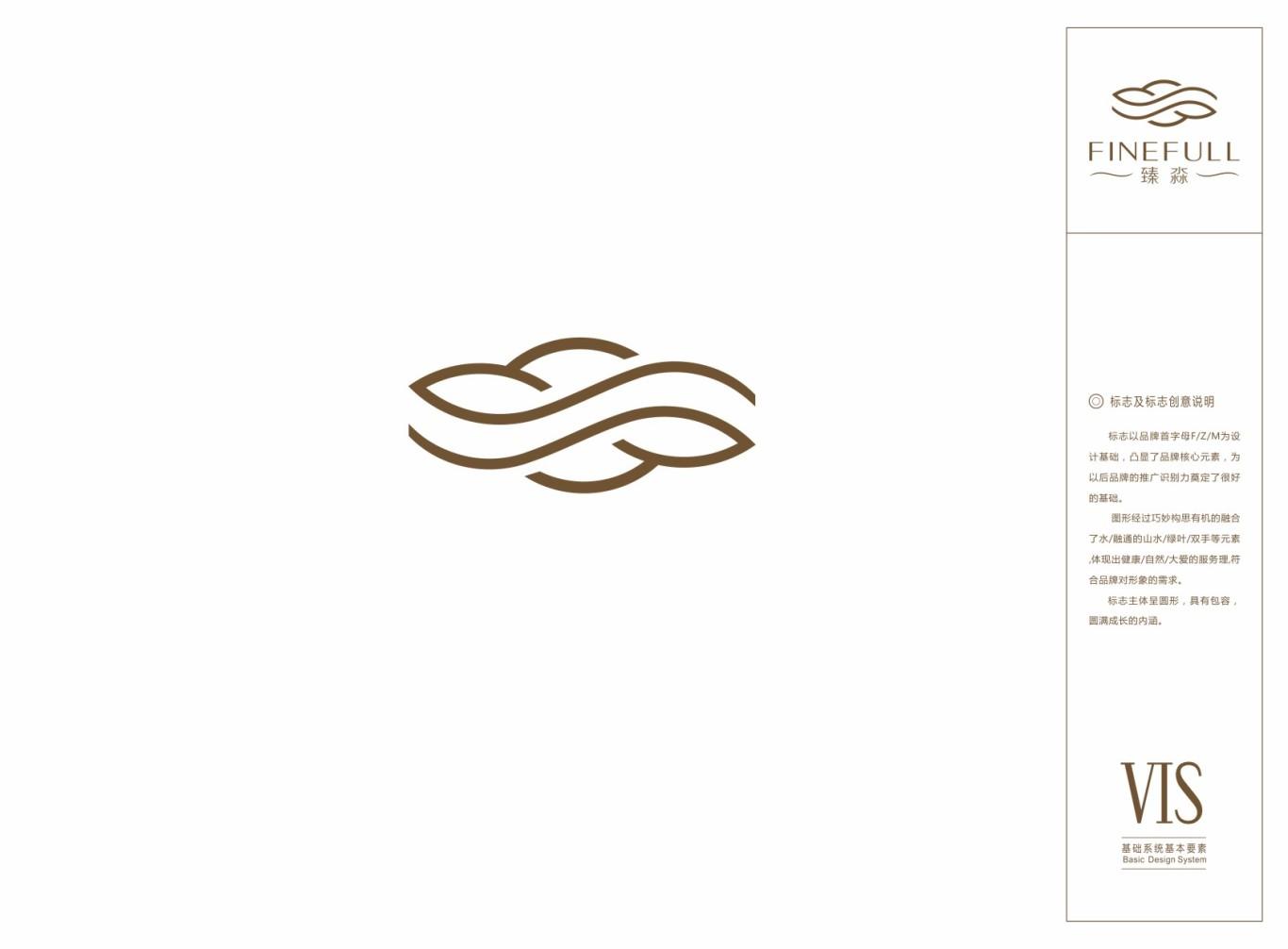 北京五星级FINEFULL-SPA水疗中心标志及VI设计图1