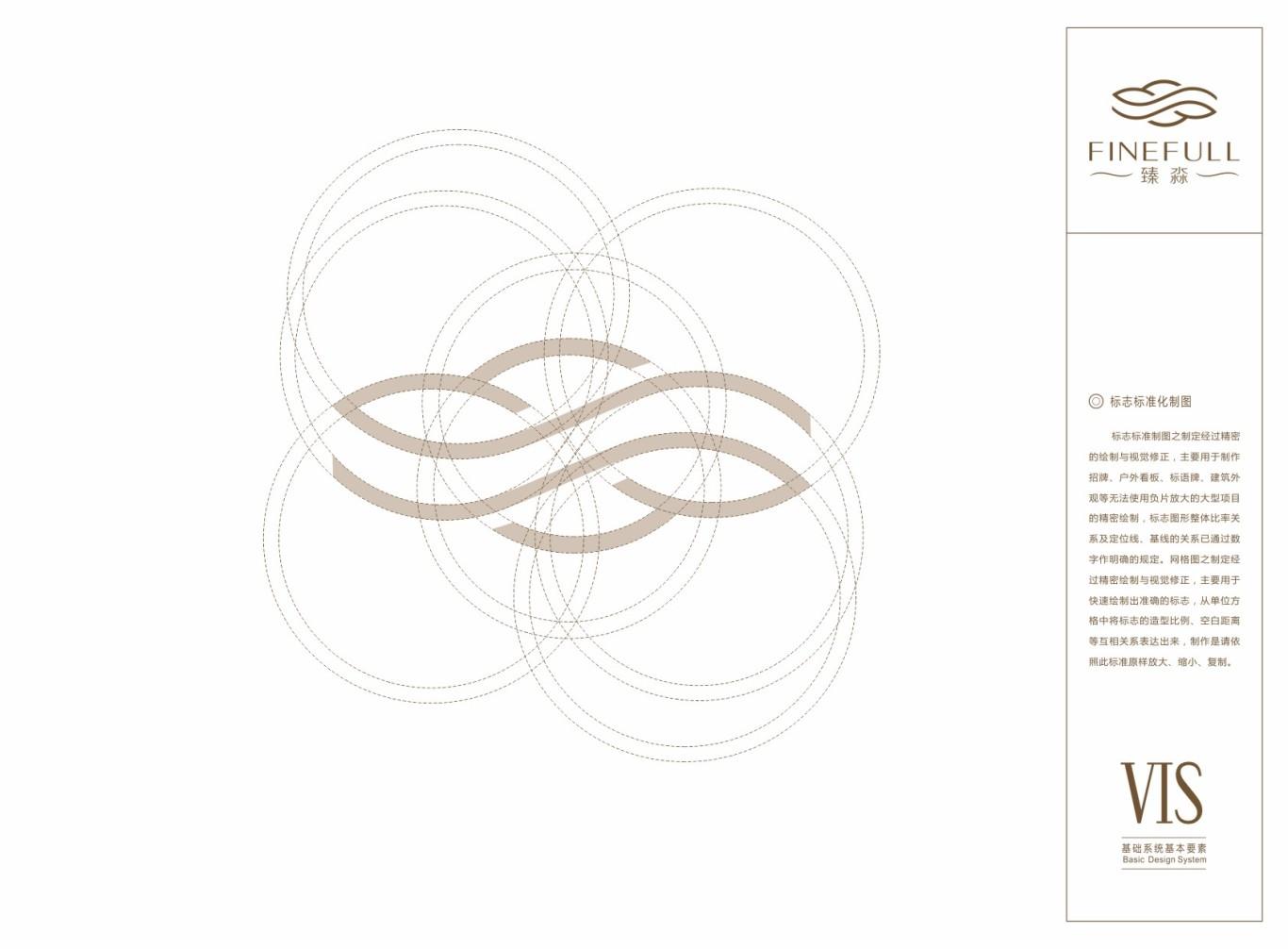 北京五星级FINEFULL-SPA水疗中心标志及VI设计图2