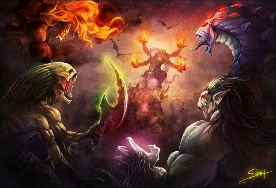 web游戏《怪物之王》图3