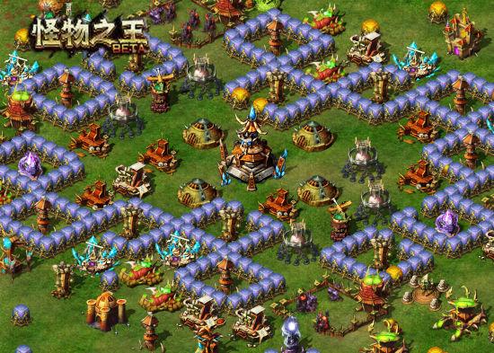 web游戏《怪物之王》图4