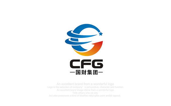 CFG国财集团标志