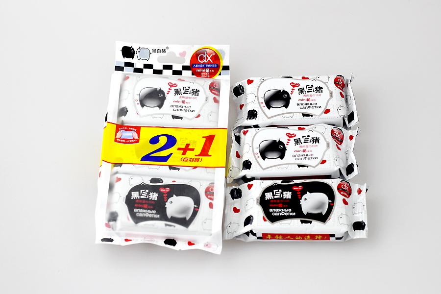 黑白猪品牌包装设计图6