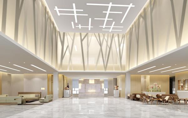 中国惠斯安普医学系统有限公司装饰装修工程设计