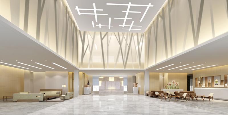 中国惠斯安普医学系统有限公司装饰装修工程设计图3