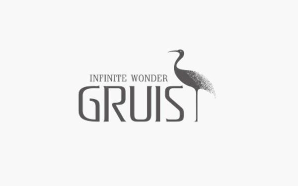 英国GRUIS皮具品牌标志设计