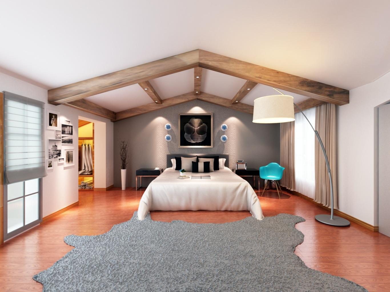 龙湖好望山别墅室内装饰装修设计图0