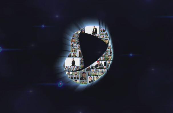 蓝色光标年会公关视频拍摄图0