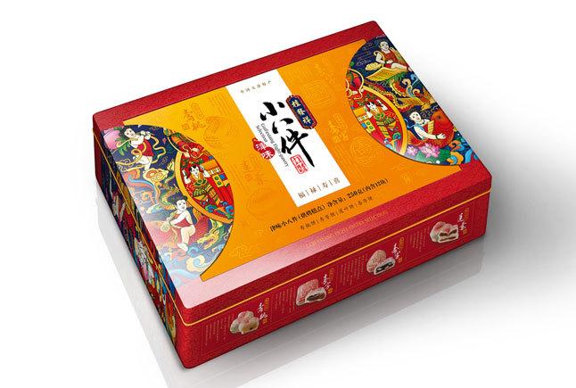 天津特产小八件设计图6