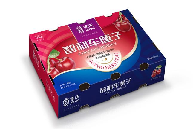 佳沃水果品牌包装设计图8