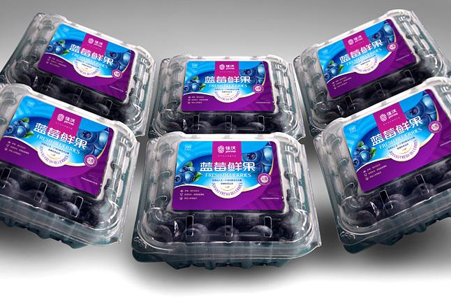 佳沃水果品牌包装设计图3