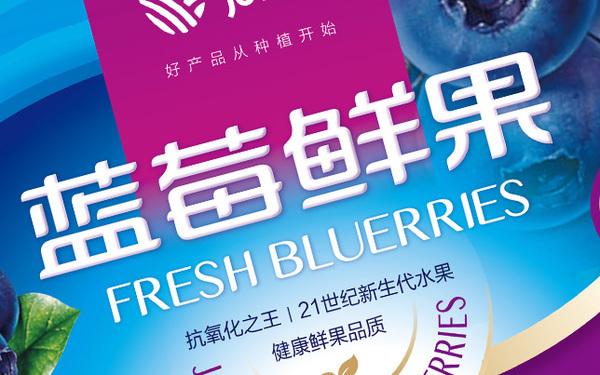 佳沃水果品牌包装设计