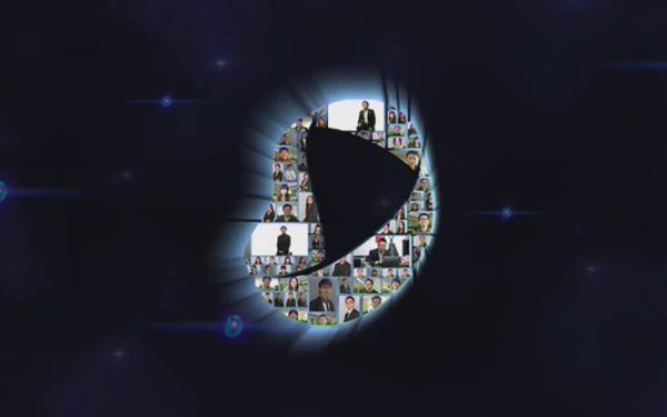 蓝色光标年会公关视频拍摄