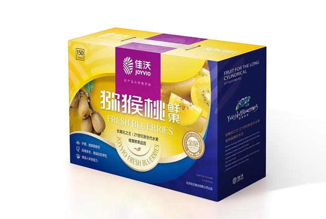 佳沃水果品牌包装设计图4