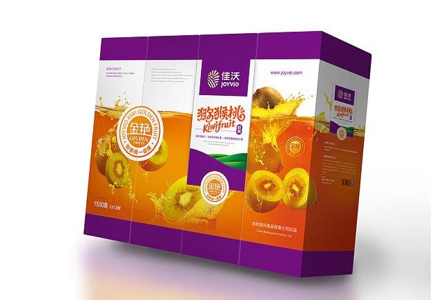佳沃水果品牌包装设计图13