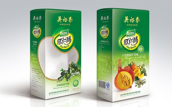 吴裕泰-茶食品包装设计