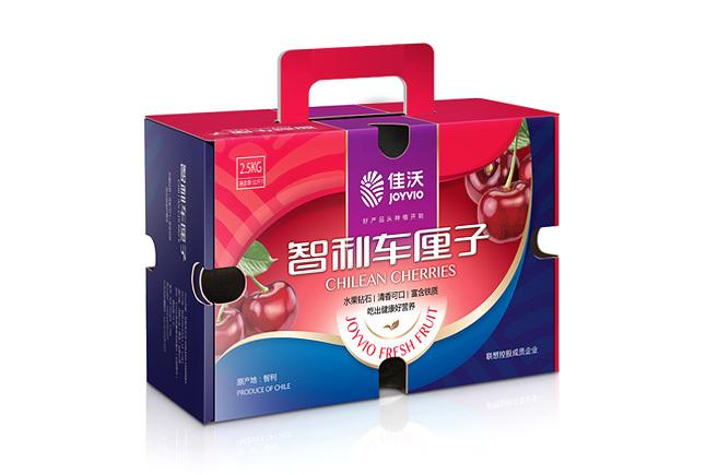 佳沃水果品牌包装设计图7