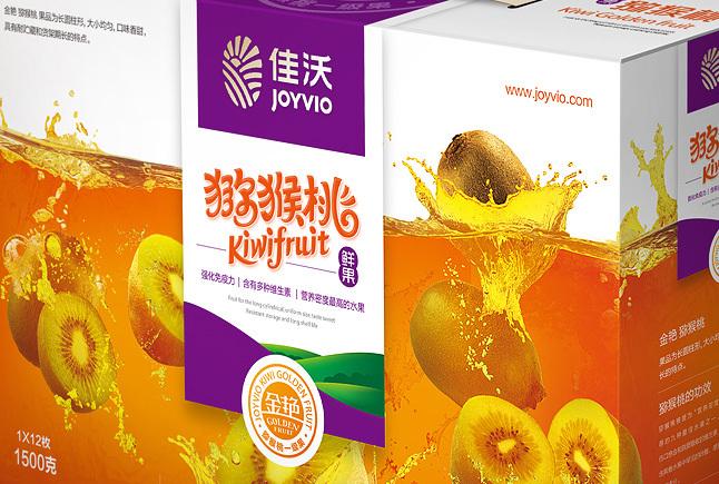 佳沃水果品牌包装设计图12