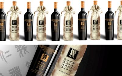 葡萄酒包装