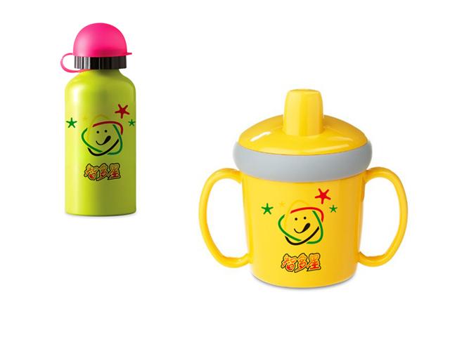 儿童智力拼装玩具品牌logo创意设计图1