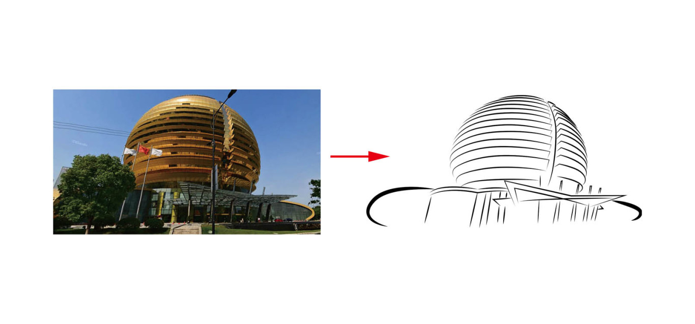 杭州洲际酒店月饼包装设计方案图3