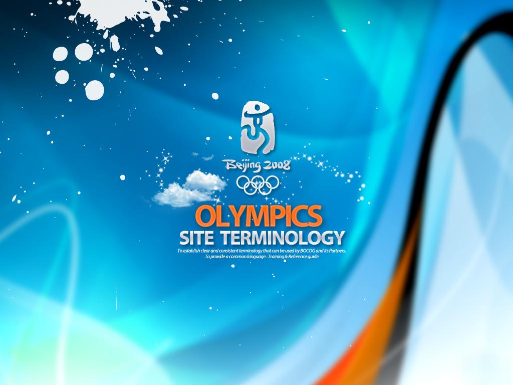 国际奥组委做的flash多媒体交互视频光盘图3