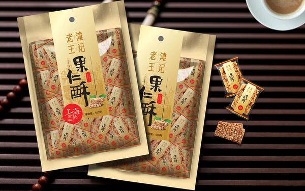 老滩王记系列包装风格设计