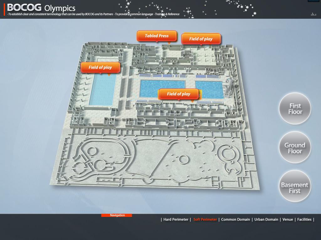 国际奥组委做的flash多媒体交互视频光盘图7