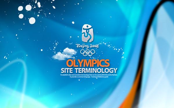 国际奥组委做的flash多媒体交互视频光盘