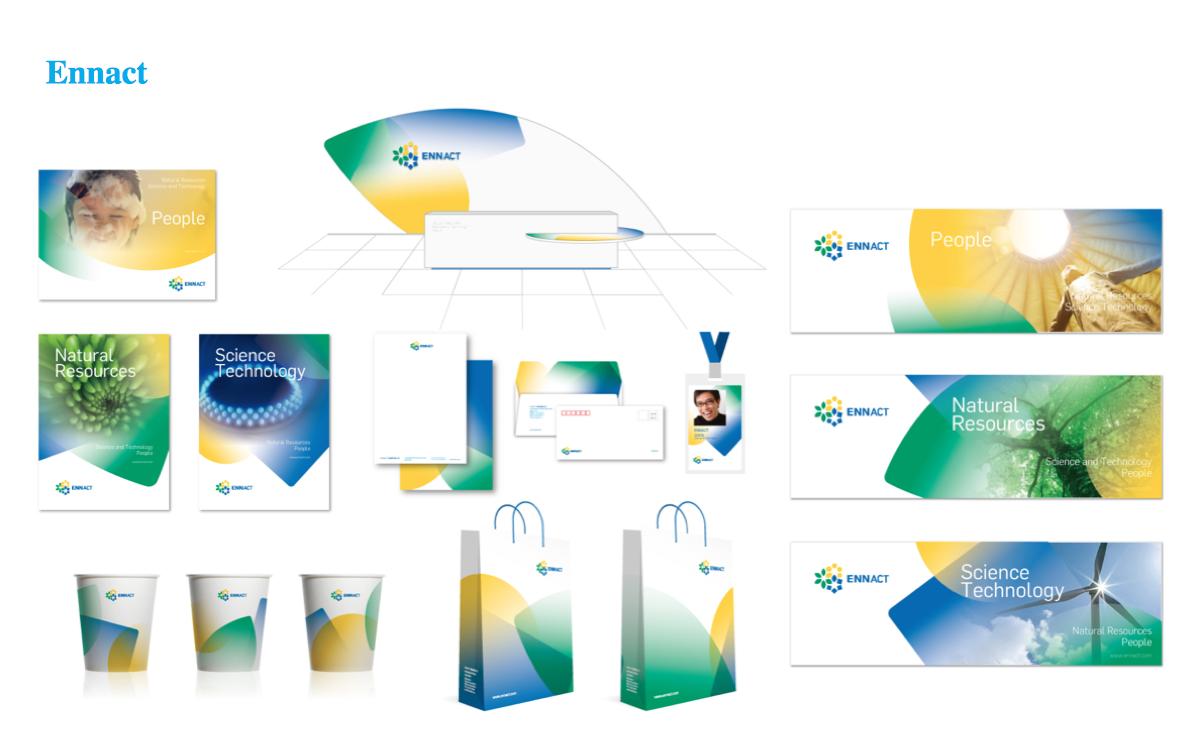 品牌视觉形象设计系统图3