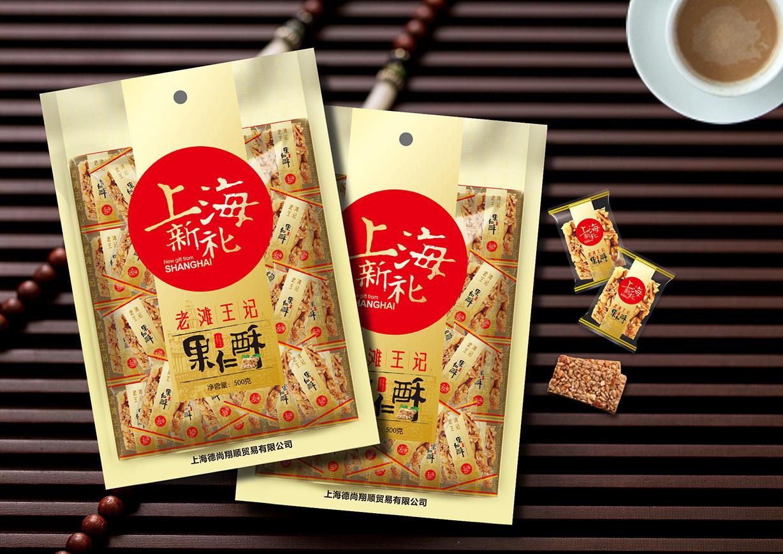 老滩王记系列包装风格设计图2