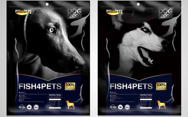 宠物零食品牌包装视觉形象打造