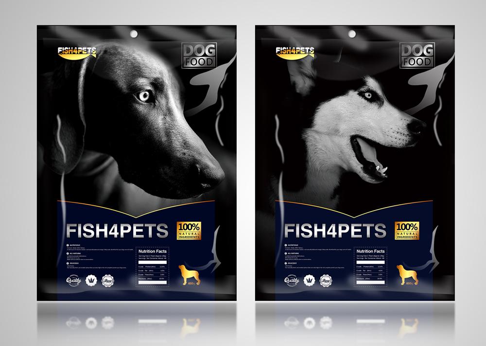 宠物零食品牌包装视觉形象打造图2