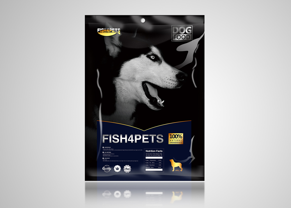 宠物零食品牌包装视觉形象打造图1