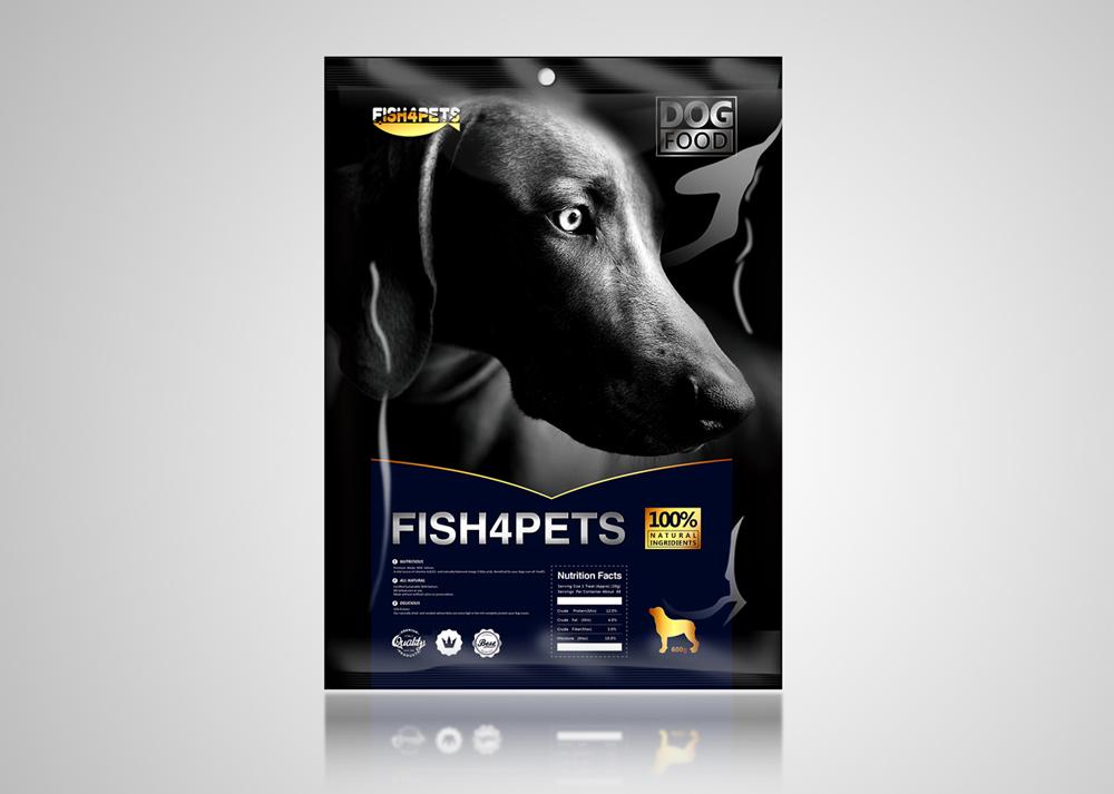宠物零食品牌包装视觉形象打造图0