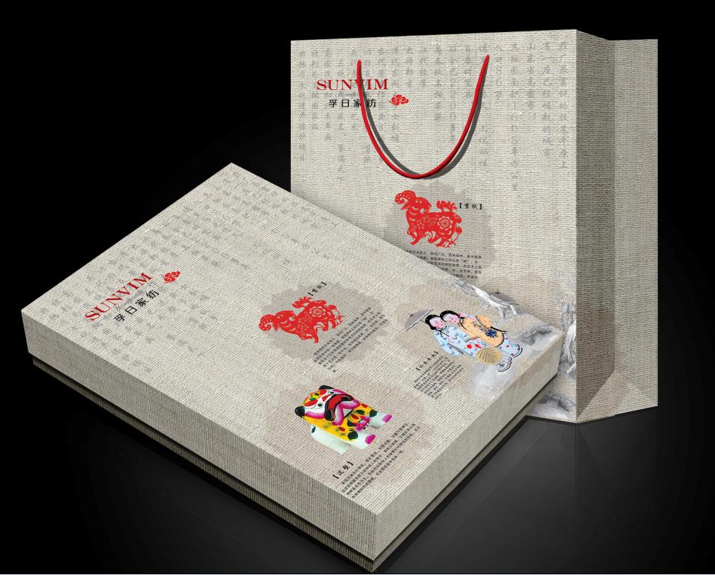 特色家纺礼盒图2