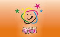 儿童智力拼装玩具品牌logo创意设计