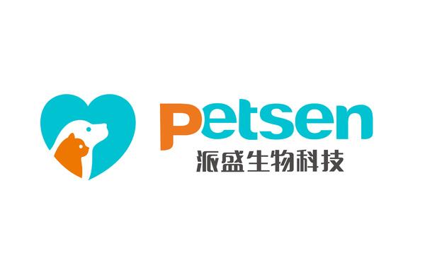 派盛生物科技品牌logo设计