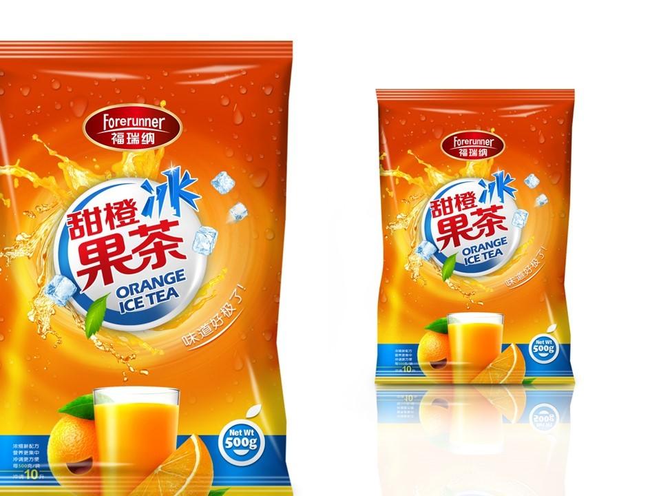 北京福瑞纳饮品包装设计图6
