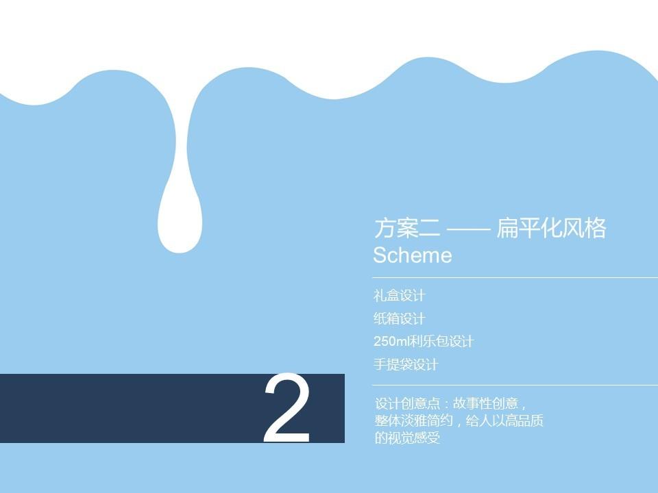 东君乳业—儿童奶包装盒设计图5