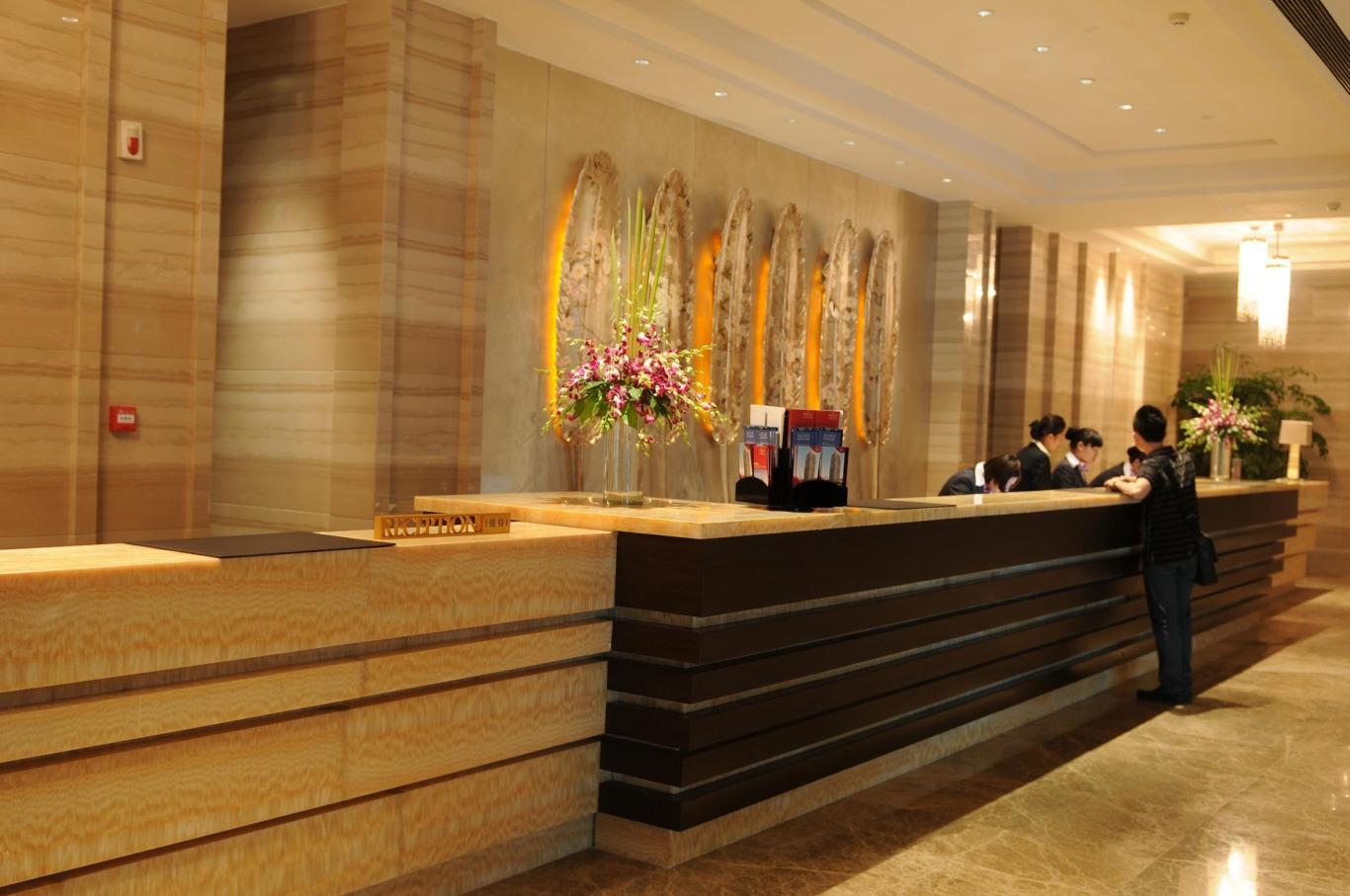 合肥皇冠假日酒店导视系统设计图1