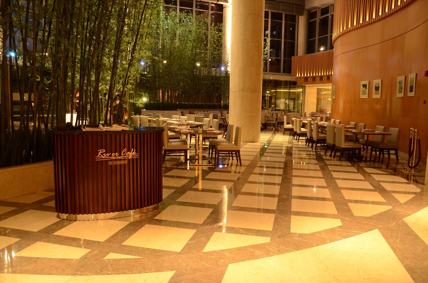 南京希尔顿酒店标识系统设计图14