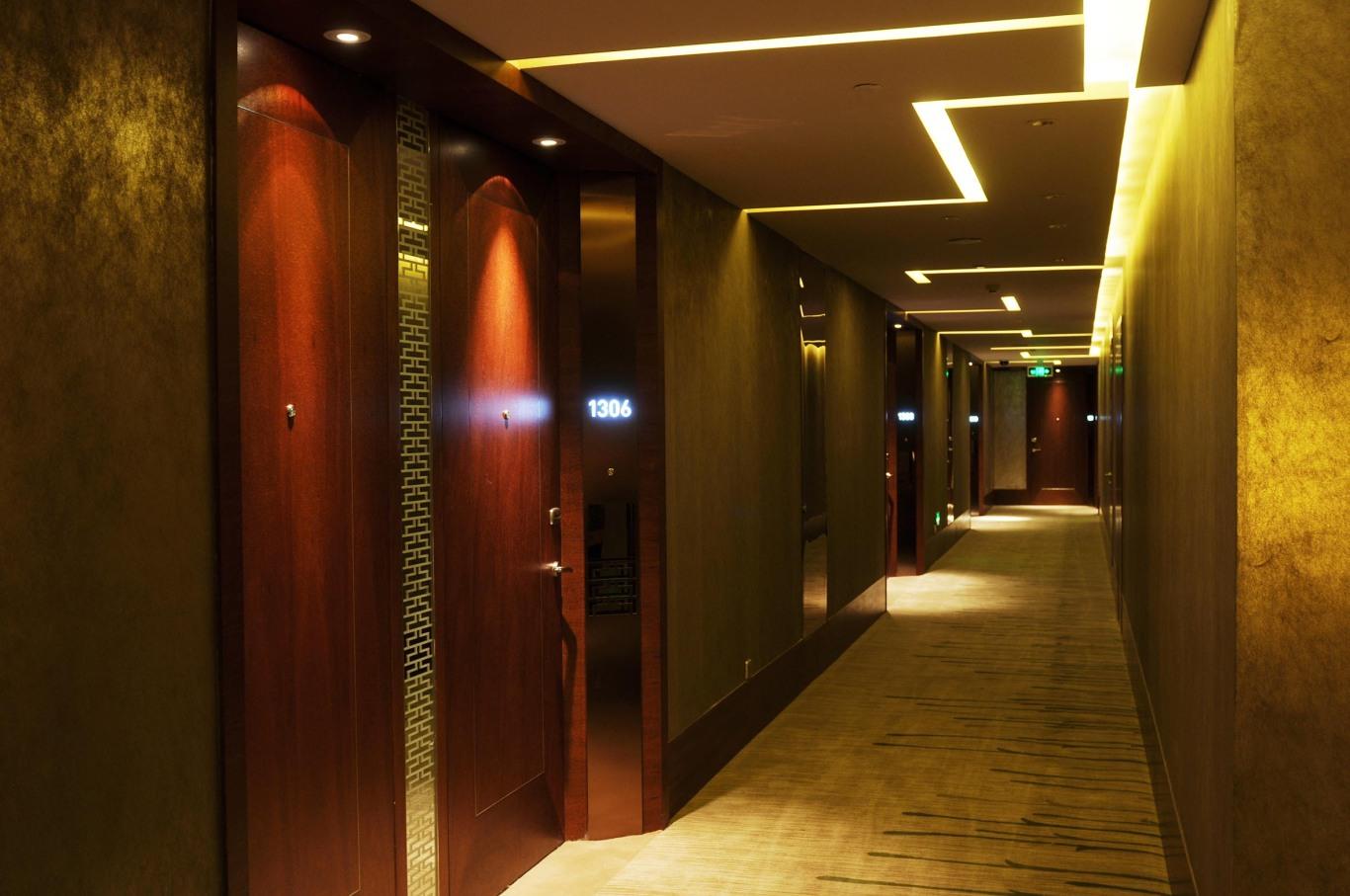 合肥皇冠假日酒店导视系统设计图8