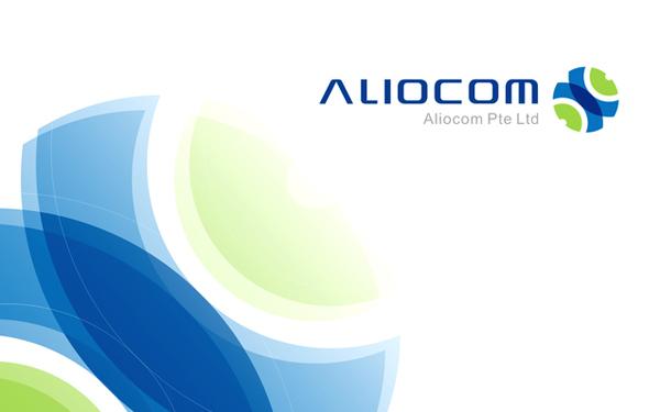ALIOCOM品牌形象设计