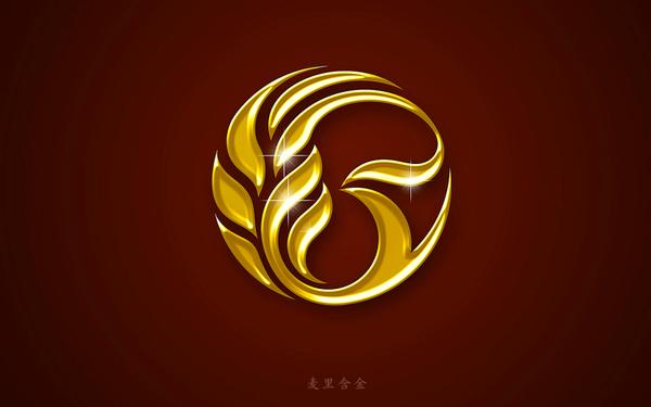 麦里金Logo设计