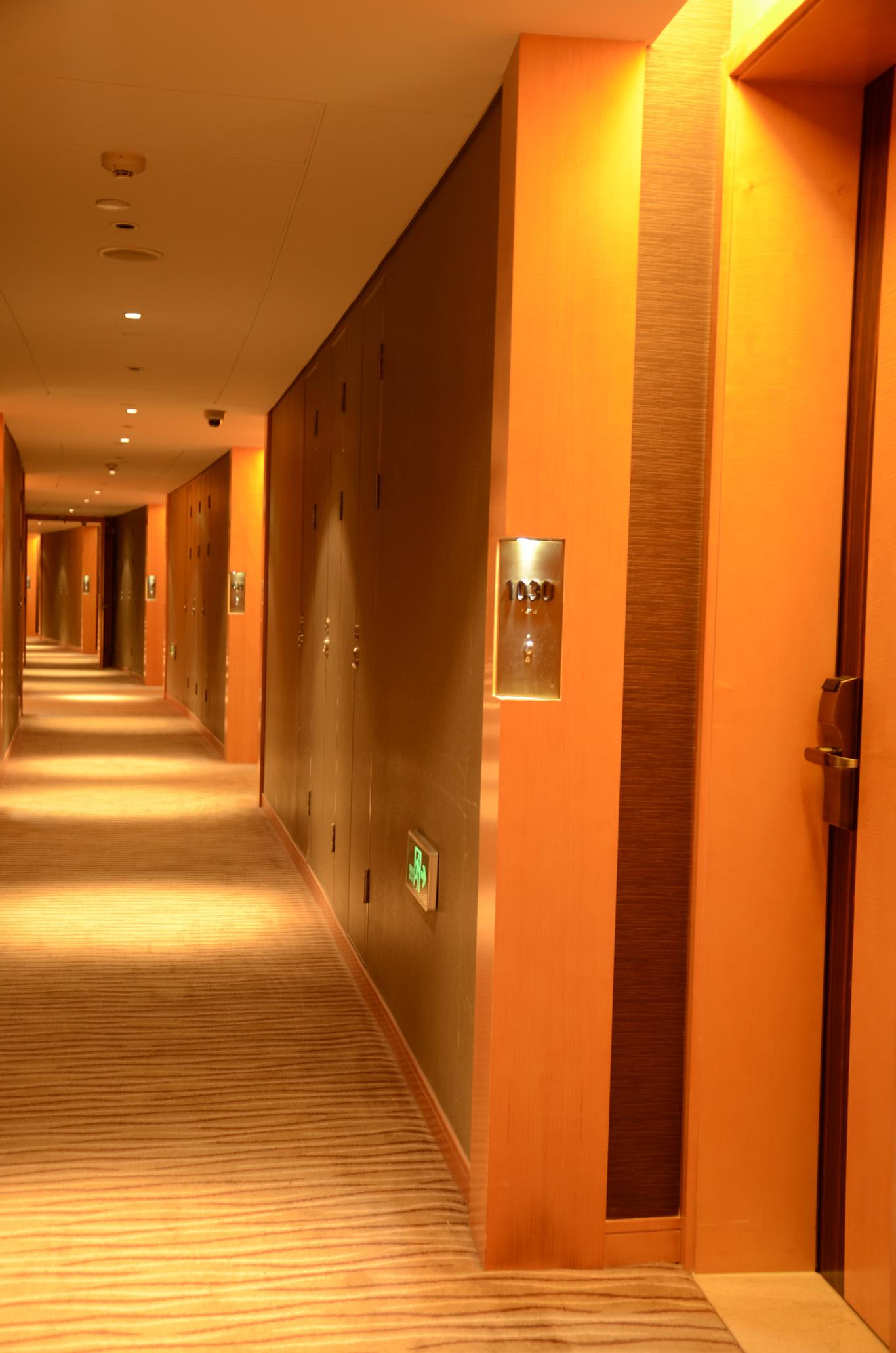 南京希尔顿酒店标识系统设计图12