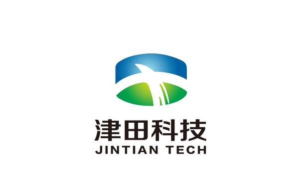 津田科技logo设计