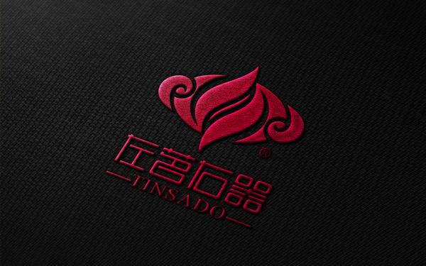 天猫商城左茗右器旗舰店LogoVIS设计与网站风格设计