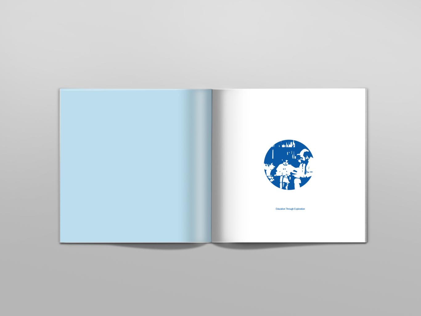 孩子的故事国际幼儿园 画册图1