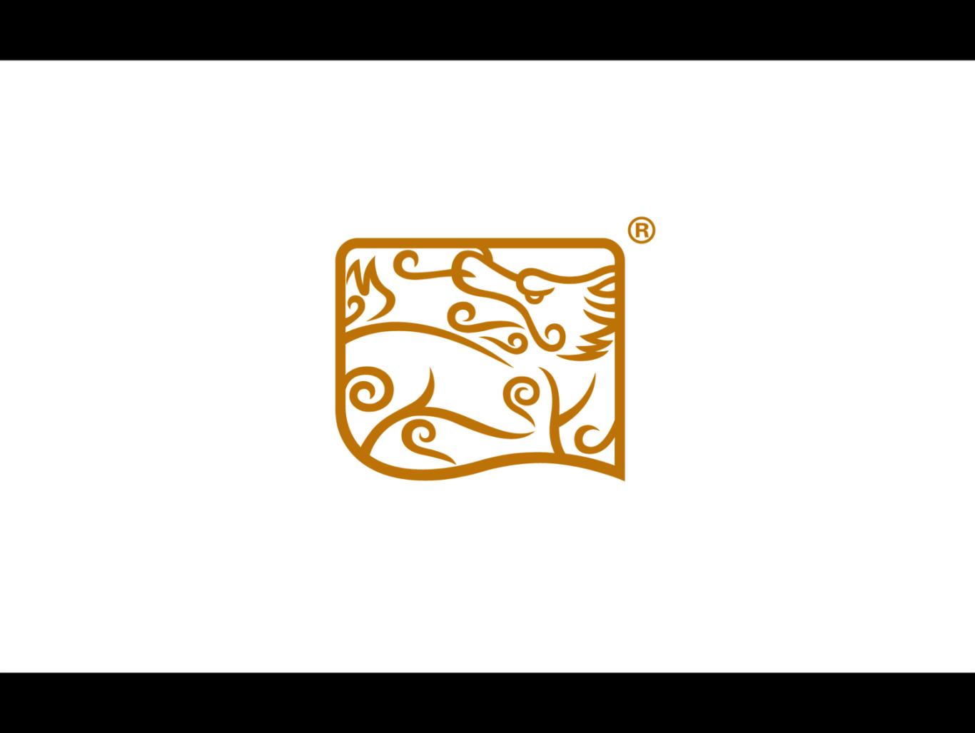 麒麟瑞祥珠宝 logo设计图0