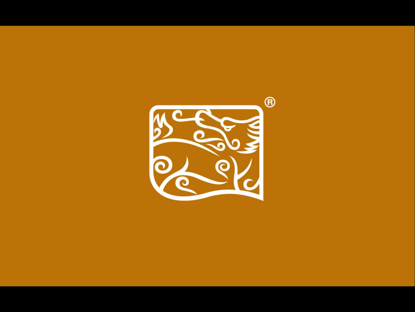 麒麟瑞祥珠宝 logo设计图1